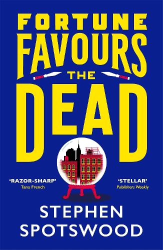 Fortune Favours the Dead - Pentecost and Parker (Paperback)