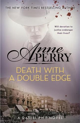 Death with a Double Edge (Daniel Pitt Mystery 4) (Hardback)