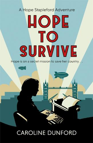 Hope to Survive - Hope Stapleford Mystery (Paperback)