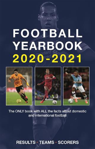The Football Yearbook 2020-2021 (Paperback)