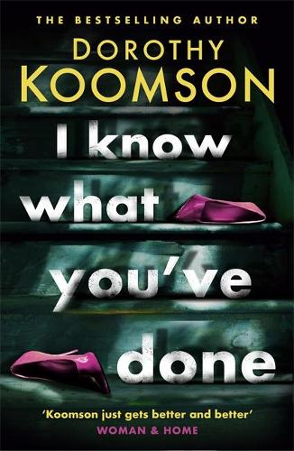 I Know What You've Done (Hardback)