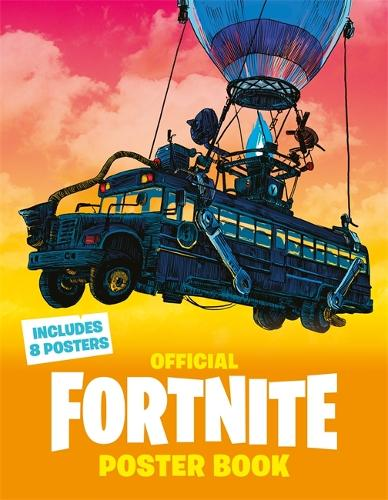 FORTNITE Official: Poster Book - Official Fortnite Books (Paperback)