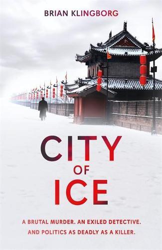 City of Ice (Hardback)