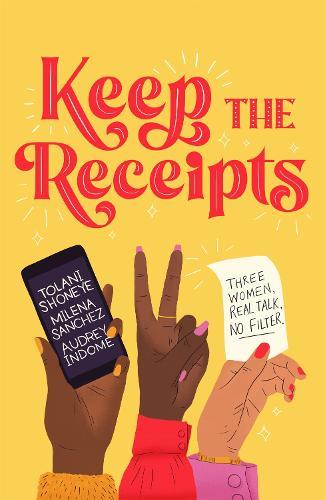 Keep the Receipts: THE SUNDAY TIMES BESTSELLER (Hardback)