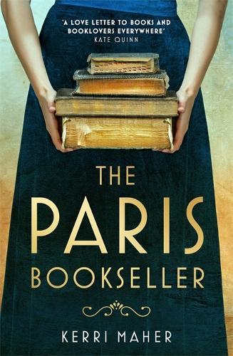 The Paris Bookseller (Hardback)
