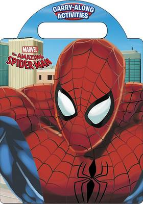 Marvel Spider-Man Carry-Along Activities (Paperback)