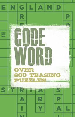 Code Words (Spiral bound)