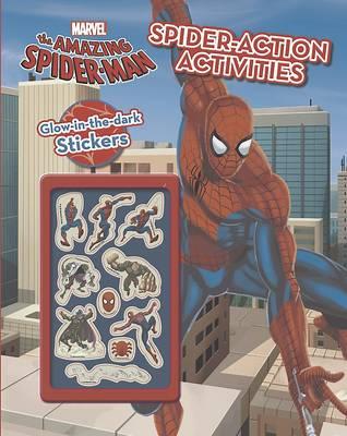 Marvel Spider-Man Web-Head Activity Book (Paperback)
