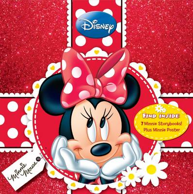Disney Minnie Mouse Book Box (Paperback)