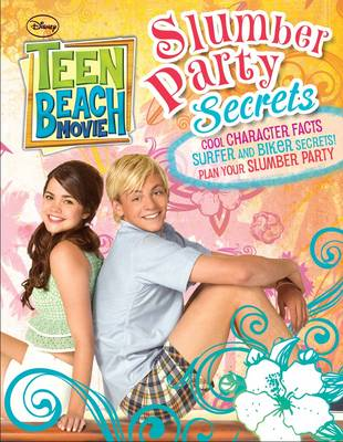 Disney Teen Beach Movie Book of Secrets (Hardback)
