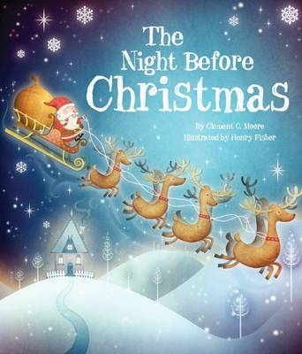 The Night Before Christmas (Picture Story Book) (Paperback)