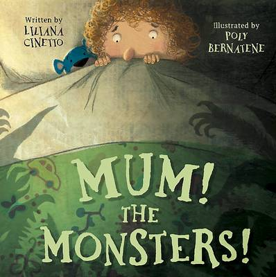 Mum! The Monsters! (Picture Story Book) (Paperback)