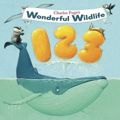 Wonderful Wildlife 123 (Picture Story Book) (Paperback)