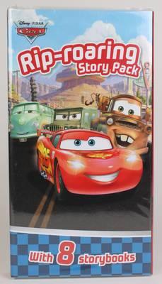 Disney/pixar Cars Rip-Roaring Story Pack