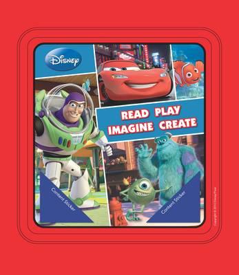 Disney Pixar Tin