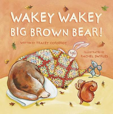 Wakey Wakey Big Brown Bear (Picture Story Book) (Paperback)