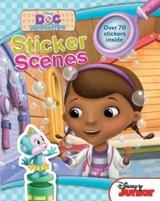 Disney Junior Doc McStuffins Sticker Scenes: With over 70 stickers! - Sticker Scenes (Paperback)