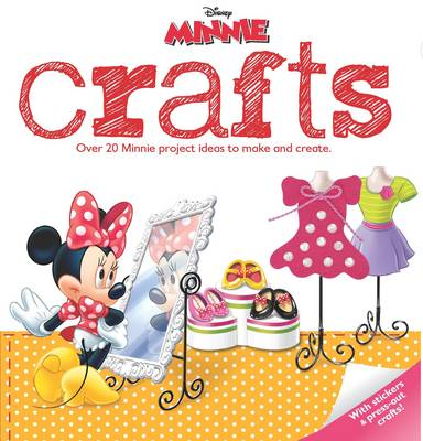 Disney Minnie Mouse Crafts (Paperback)