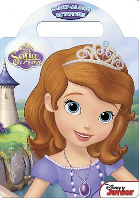 Sofia the First Carry-along Activities (Paperback)