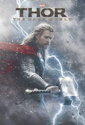 Marvel Thor 2: The Dark World Book of the Film (Paperback)