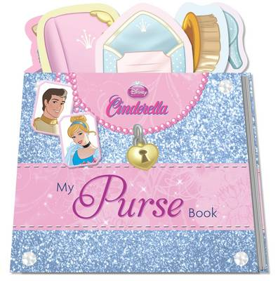 Disney Cinderella My Purse Book (Board book)