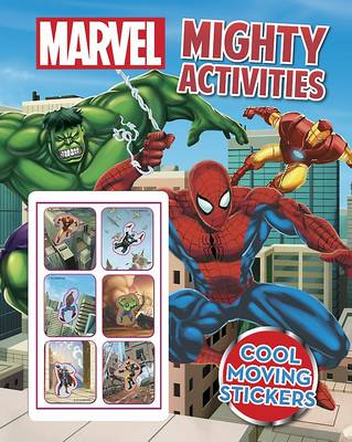 Marvel Mighty Activities (Paperback)