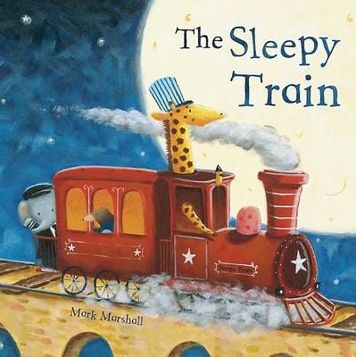 The Sleepy Train (Paperback)
