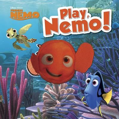 Disney Pixar Finding Nemo Play, Nemo! (Board book)