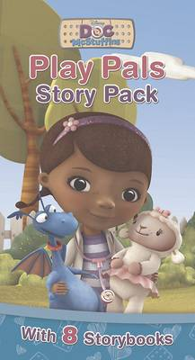 Disney Doc McStuffins Fold-Out Folder