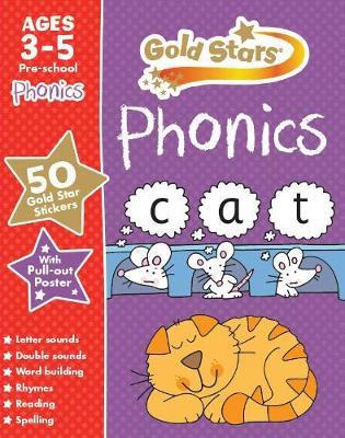 Gold Stars Phonics Ages 3-5 Pre-school