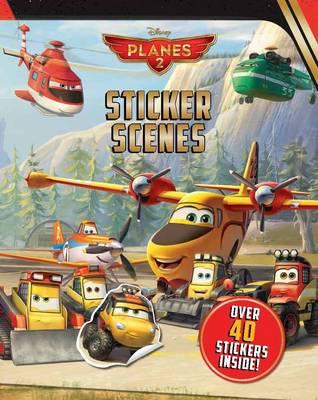 Disney Planes 2 Sticker Scenes (Paperback)