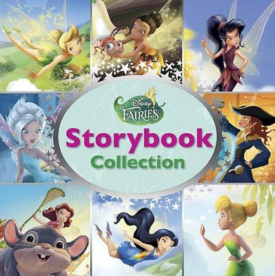 Disney Fairies Storybook Collection (Hardback)