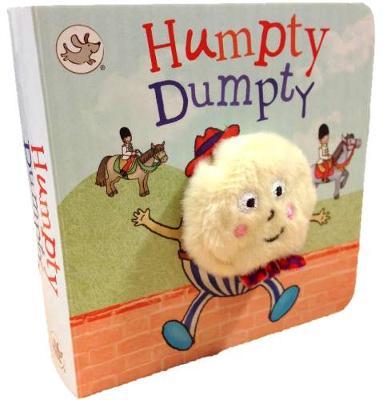 Little Learners Humpty Dumpty Finger Puppet Book (Board book)