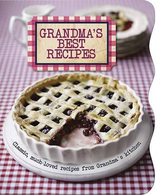 Grandma's Best Recipes (Paperback)