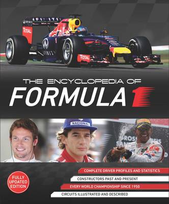 The Encyclopedia of Formula 1 (Hardback)