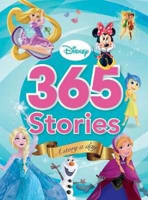 Disney 365 Stories: A Story a Day (Hardback)