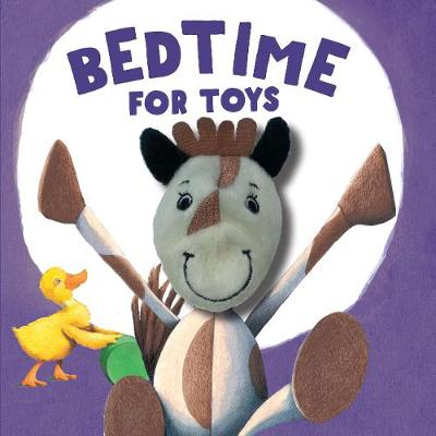 Bedtime for Toys Finger Puppet Book (Board book)