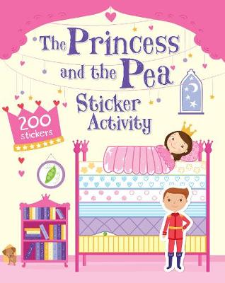 The Princess and the Pea Sticker Activity (Paperback)
