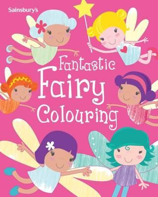 Fantastic Fairy Colouring (Paperback)