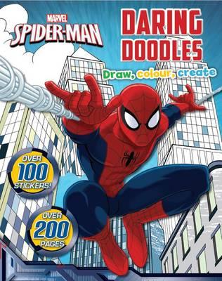 Marvel Spider-Man Daring Doodles (Paperback)