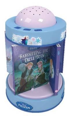 Night Light Carousel Disney Frozen