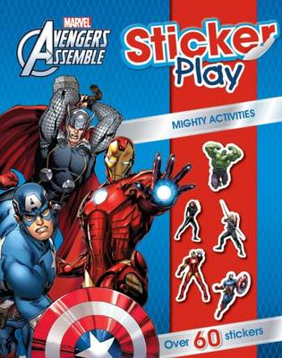 Marvel Avengers Assemble Sticker Play Mighty Activities (Paperback)