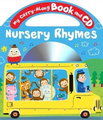 My Carry-Along Book and CD: Nursery Rhymes