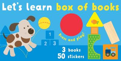 Let's Learn Box of Books