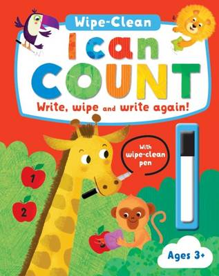 Wipe Clean Activity I Can Count (Paperback)