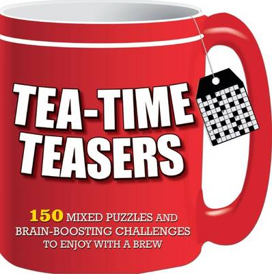 Shaped Trivia Tea-Time Teasers (Paperback)