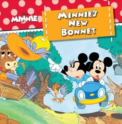 Disney Carry Along Story Books Disney Minnie's New Bonnet (Hardback)