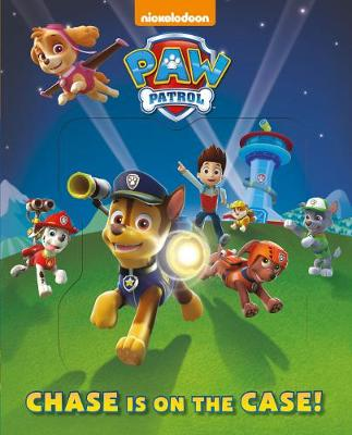 Nickelodeon PAW Patrol Chase Is on the Case (Hardback)