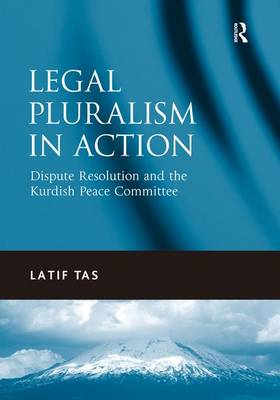 Legal Pluralism in Action: Dispute Resolution and the Kurdish Peace Committee (Hardback)