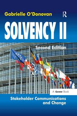 Solvency II: Stakeholder Communications and Change (Paperback)